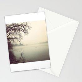 Cedar Lake Fog Stationery Cards