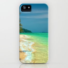 Holiday Destination iPhone Case