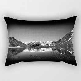 Mountain View at Norvegian Rectangular Pillow
