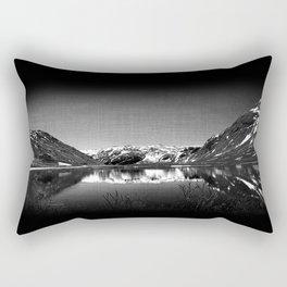 Mountain View at Norvegian Rectangular Pillow