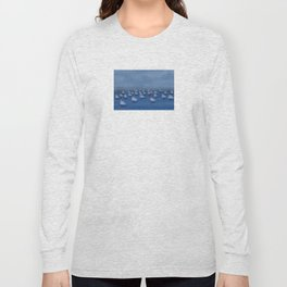 May visiting East - shoes stories Long Sleeve T-shirt