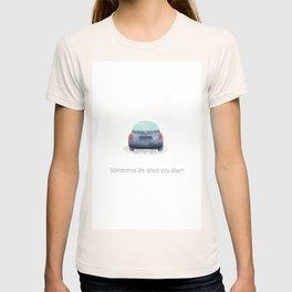 Road rage #1 T-shirt