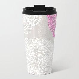 Doodle Doiley Travel Mug