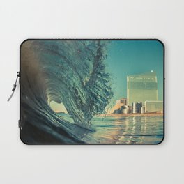 Abandoned Paradise Laptop Sleeve