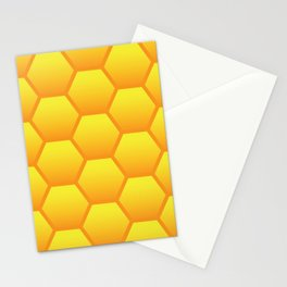 Honeycombs Stationery Cards