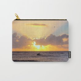 Golden Lining Carry-All Pouch