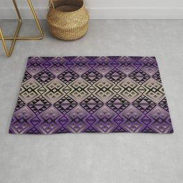 The Lodge (Purple) Rug