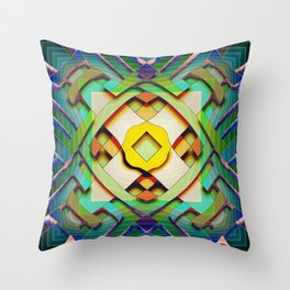 Confections, 2070m Throw Pillow