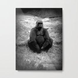 Gorilla Prime  Metal Print