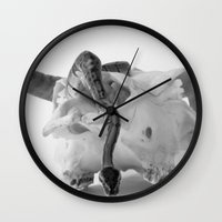 gizmo Wall Clocks featuring Gizmo by AuFish92024