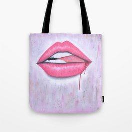 Bite it. Tote Bag