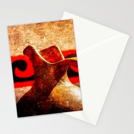 Ancient Greek Ceramic Pottery Stationery Cards