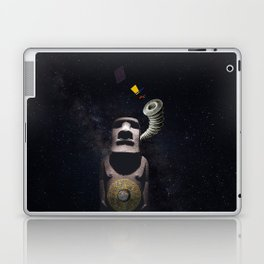 Listening to the Cosmos Laptop & iPad Skin