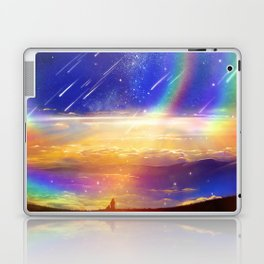 Waiting for a New Day Laptop & iPad Skin