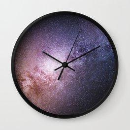 Take me to Mars Wall Clock