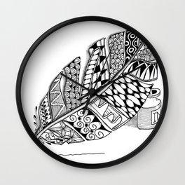Writer Love Wall Clock