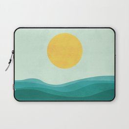 The Sea Laptop Sleeve