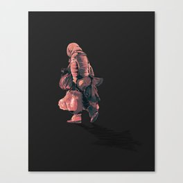 Never Arriving 3.0 Canvas Print