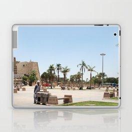 Temple of Luxor, no. 23 Laptop & iPad Skin