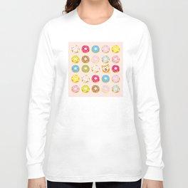 Donut Inu Long Sleeve T-shirt