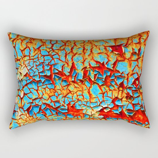 Rust Rectangular Pillow