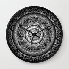 Geomathics Wall Clock