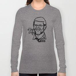 Hey guys, Dudley Phelps... Long Sleeve T-shirt
