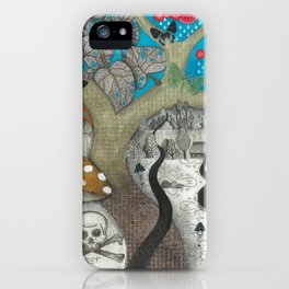 """""""Tree"""" iPhone Case"""