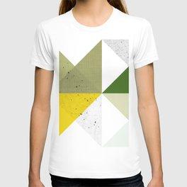 Modern Geometric 19/4 T-shirt