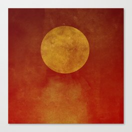 myth 1 or Buddha said Canvas Print