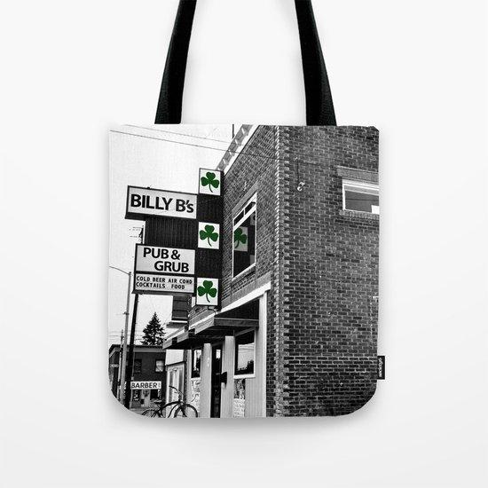 Billy B's Pub Tote Bag