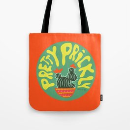 Pretty Prickly Tote Bag