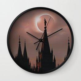 Signs & Wonders Wall Clock