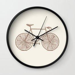 Velocitrus Wall Clock