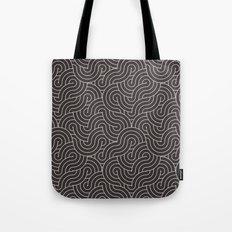 SWIRL / coffee Tote Bag