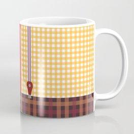 SpongeBob Clothes Coffee Mug