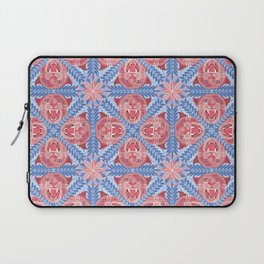Pink Panther Pattern Laptop Sleeve