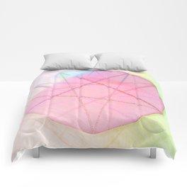 modulo 12 bright Comforters