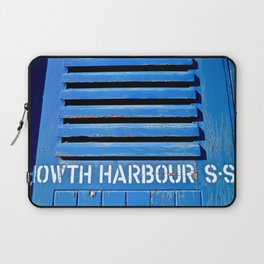 Howth Harbour Shutter Laptop Sleeve