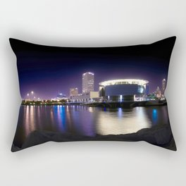 Discovery World Milwaukee Rectangular Pillow