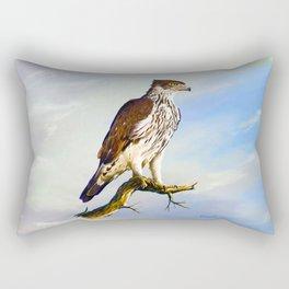 African hawk Eagle Rectangular Pillow