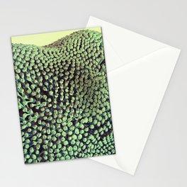 Oxidized Landscape Lime Stationery Cards