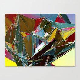 Break Glass #2 Canvas Print