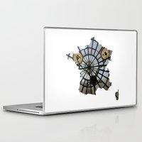 france Laptop & iPad Skins featuring France by Isabel Moreno-Garcia