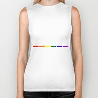 equality Biker Tanks featuring Marriage equality by rita rose