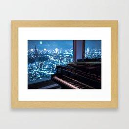 For Relaxing Times Framed Art Print