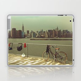 A Green Point Of View Laptop & iPad Skin