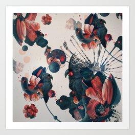 ash kokoodoo Art Print
