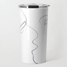 Lovers-Minimlism Travel Mug