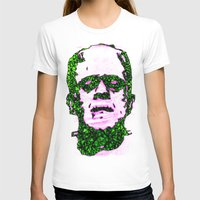 frank underwood T-shirts featuring Frank by Fimbis